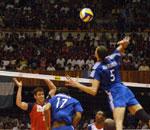¡SÍÍÍÍ! Los Voleibolistas a la toma de Belgrado